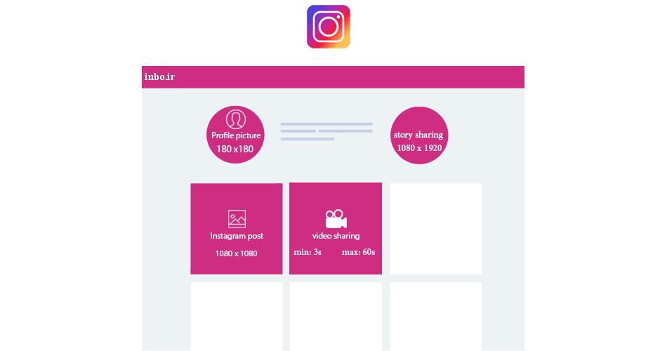 بهینه سازی سایز تصاویر در اینستاگرام
