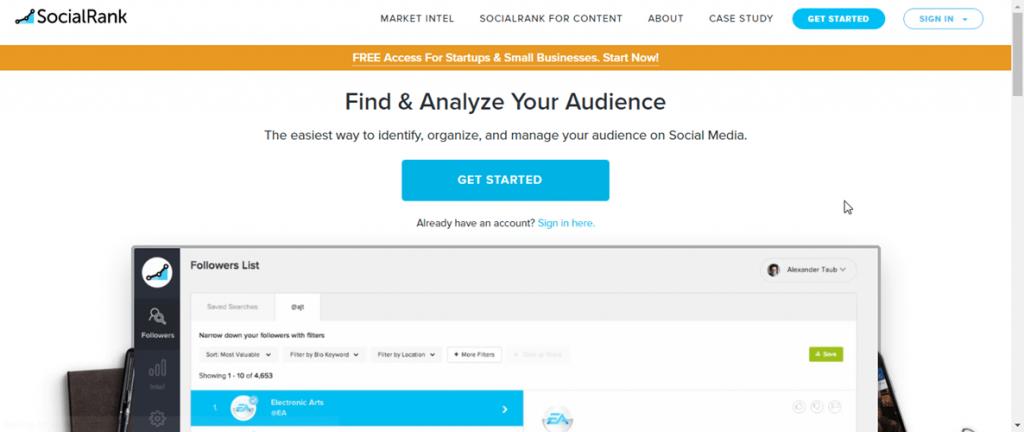 Socialrank ابزار تحلیل فالوورهای اینستاگرام